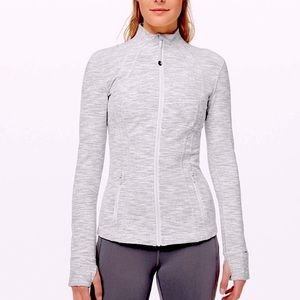Lululemon Define Jacket Heather Gray